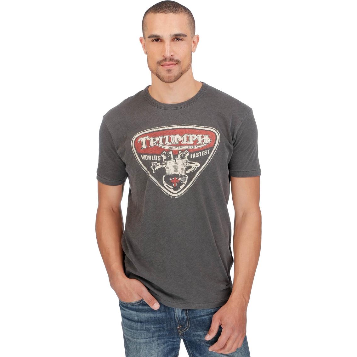 Lucky Brand Triumph Twin Tee T Shirts Apparel Shop