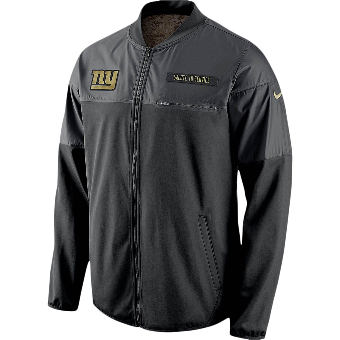sports shoes c7bc6 e896c Nike Nfl New York Giants Salute To Service Jacket | Hoodies ...