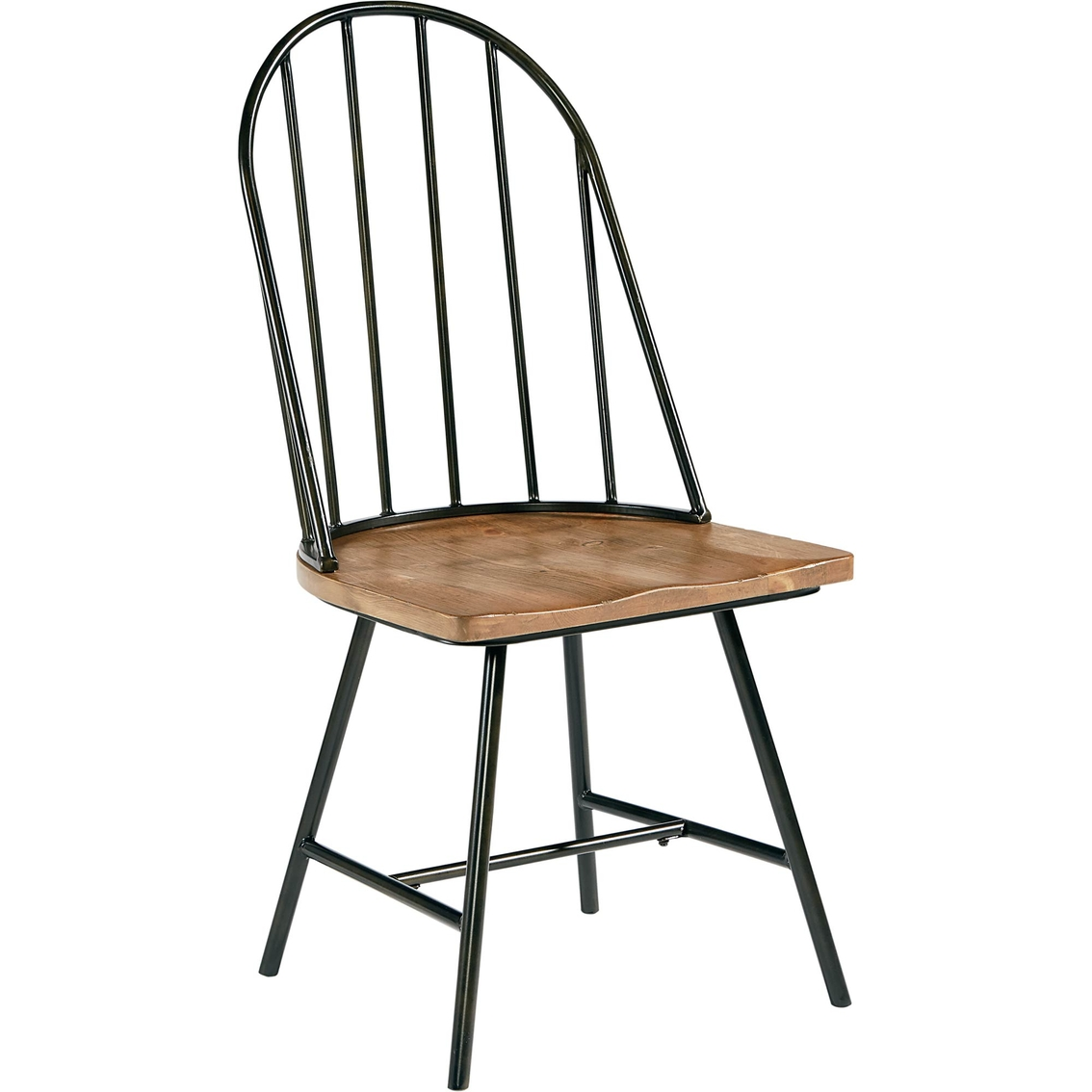 Magnolia Home Metal Windsor Chair Dining Seating Home