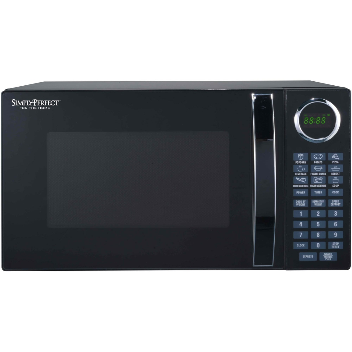 0 9 Cu Ft 900w Microwave Oven
