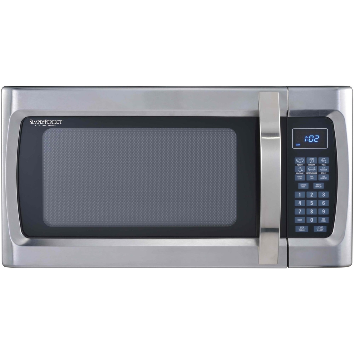 1 0 Cu Ft 1000w Microwave Oven