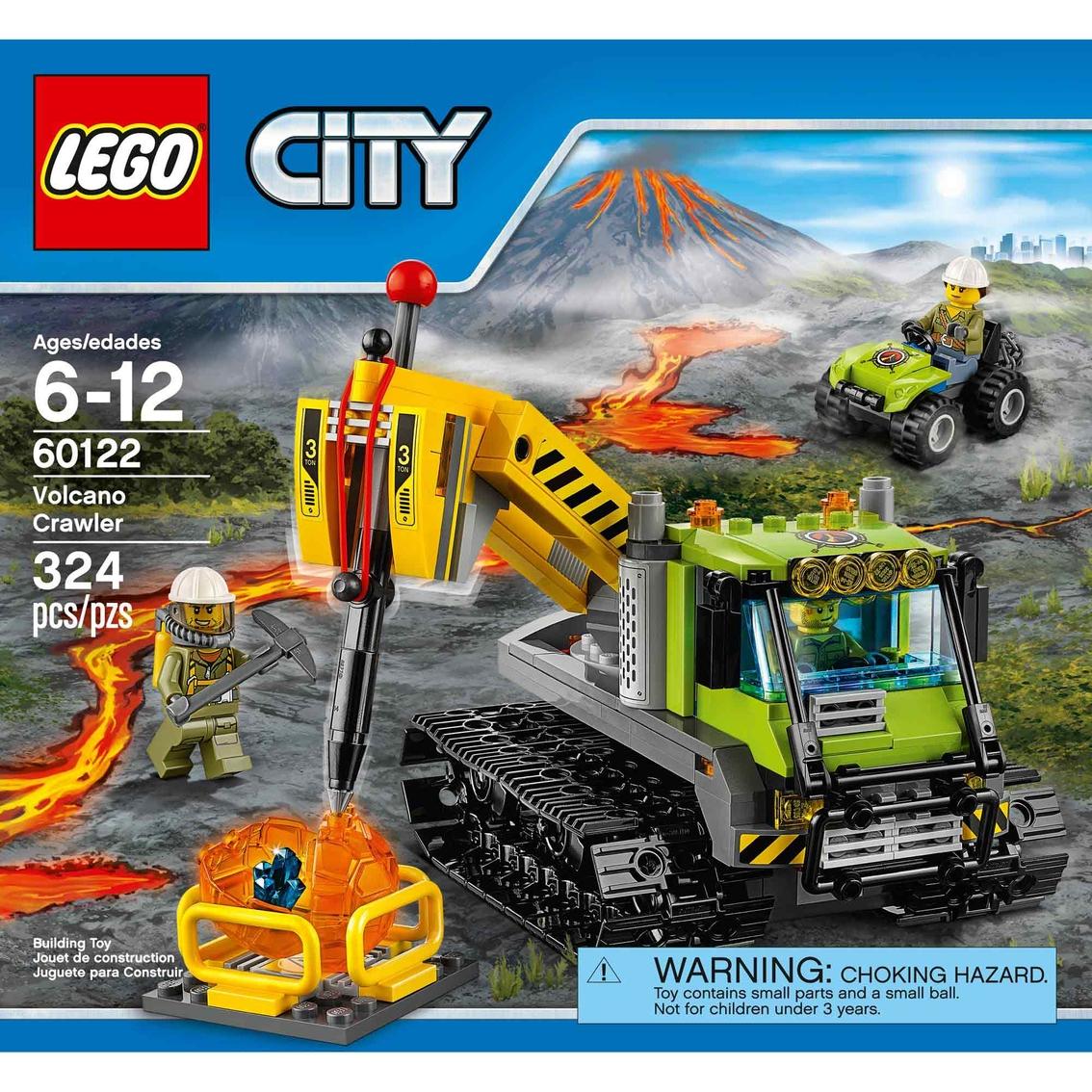 Lego City-recreational athletes//athletes to choose
