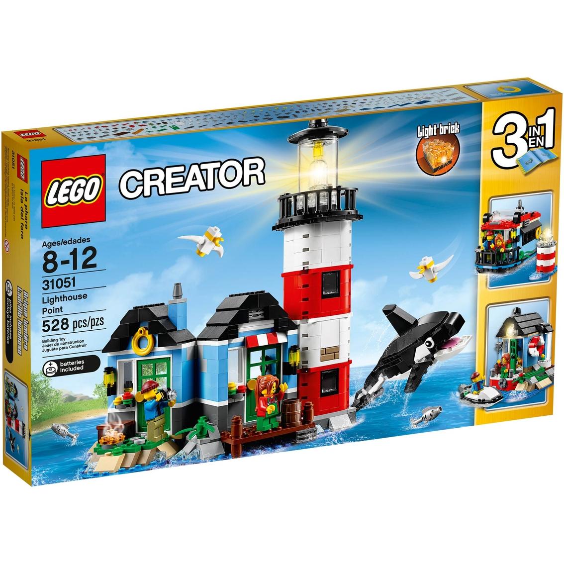 Lego Creator Lighthouse Point | Building Toys | Baby & Toys