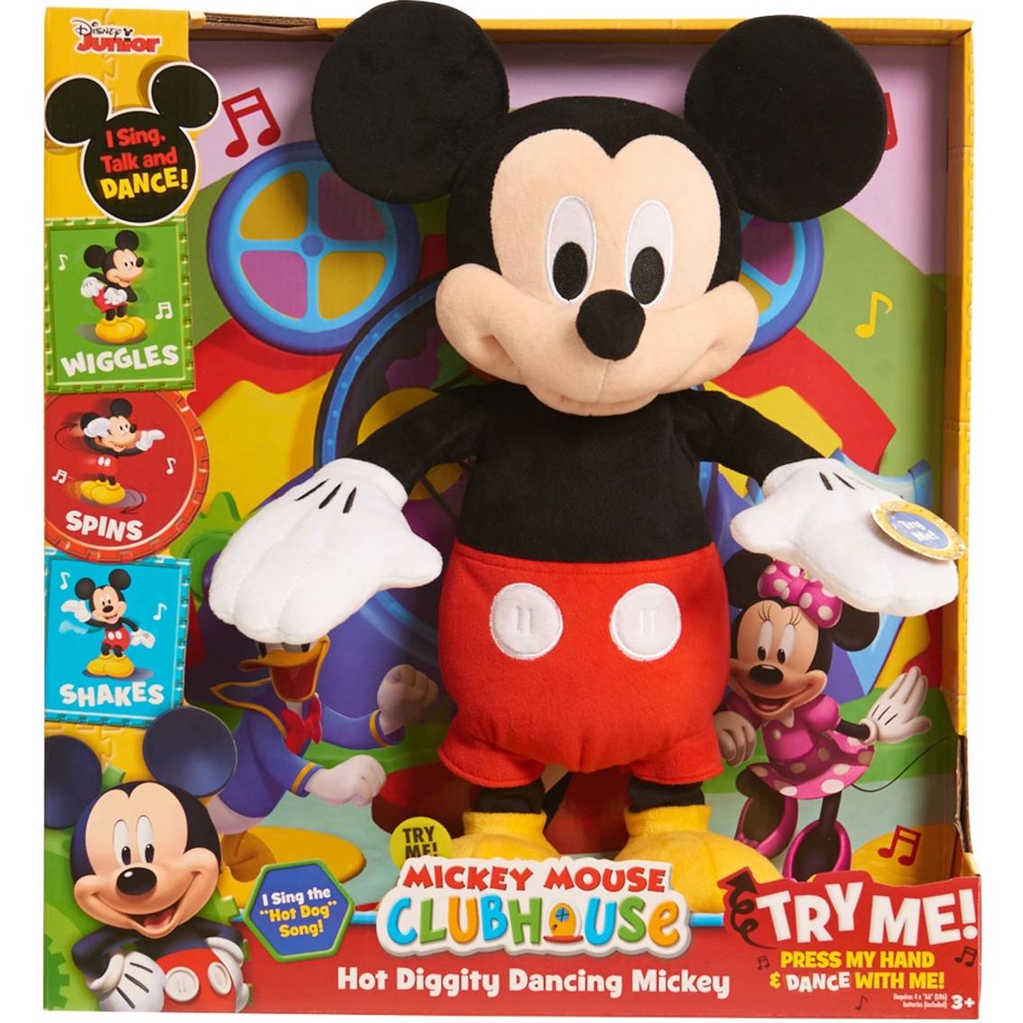 Disney Hot Diggity Dog Mickey