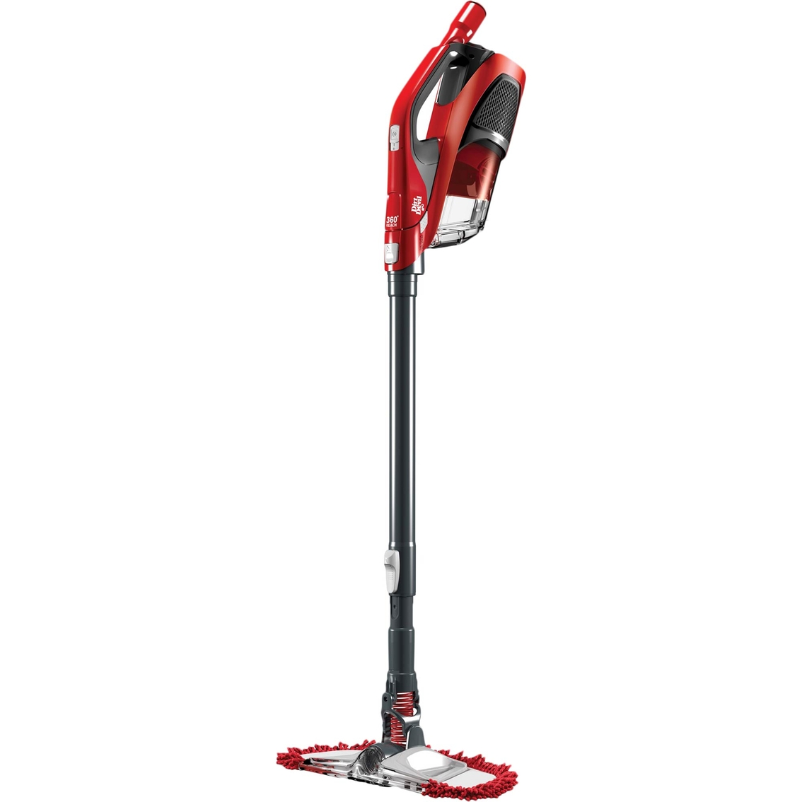 Dirt Devil 360 Reach Cyclonic Vacuum With Vac Dust Tools And Swipes Pads Vacuums Furniture Appliances Shop The Exchange