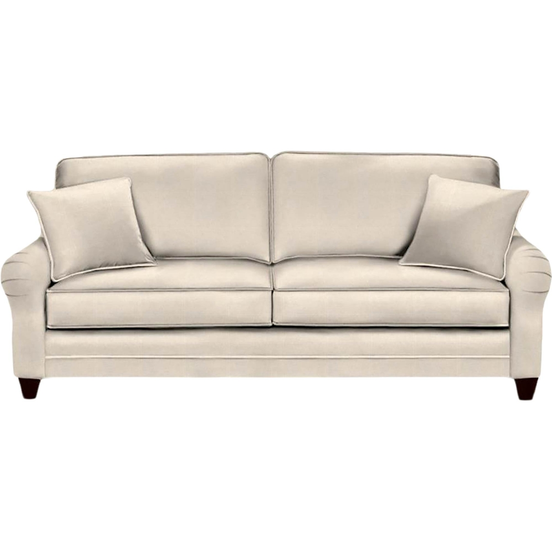 hgtv home design studio by bassett charles of london arm sofa