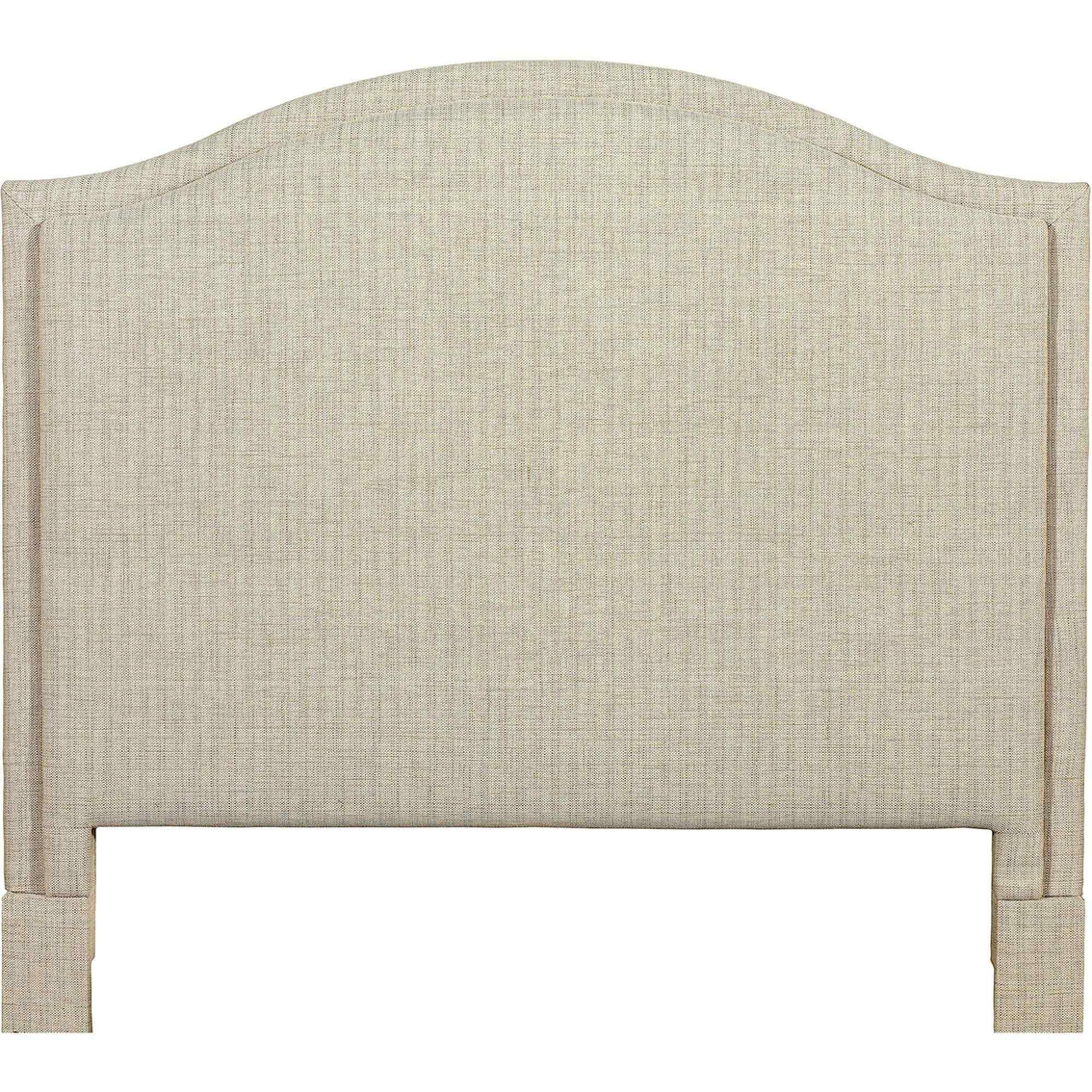 Hgtv Home Design Studio By Bassett Vienna Arched Headboard | Beds ...