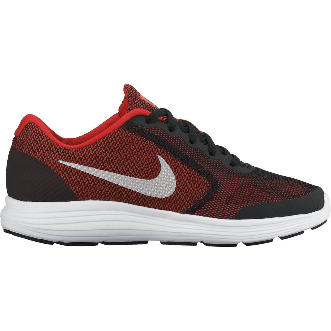 46de9dfb7ce Nike Boys Revolution 3 Running Shoes