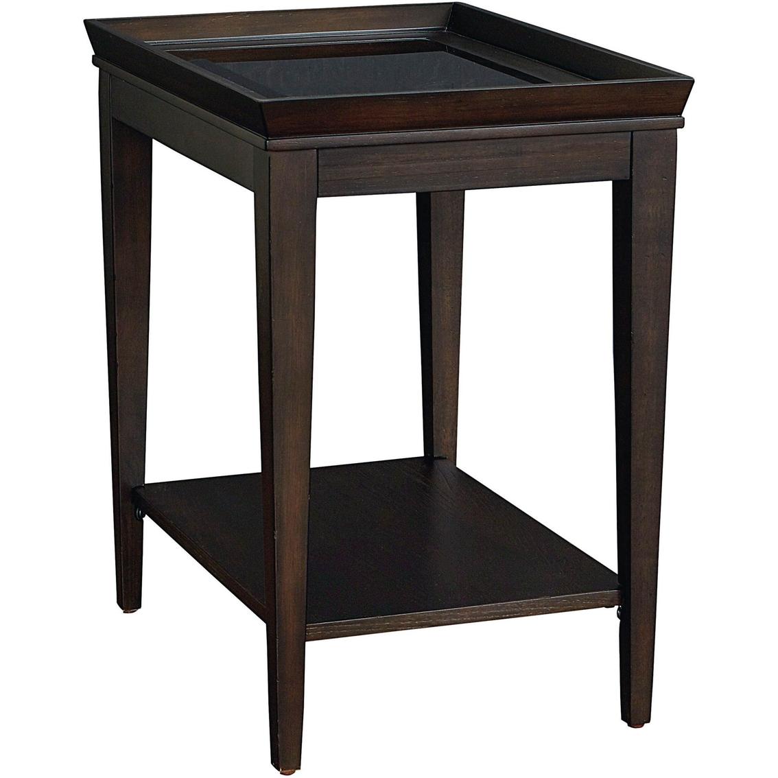 Bassett Commonwealth Chairside Table | Living Room Tables | Home ...