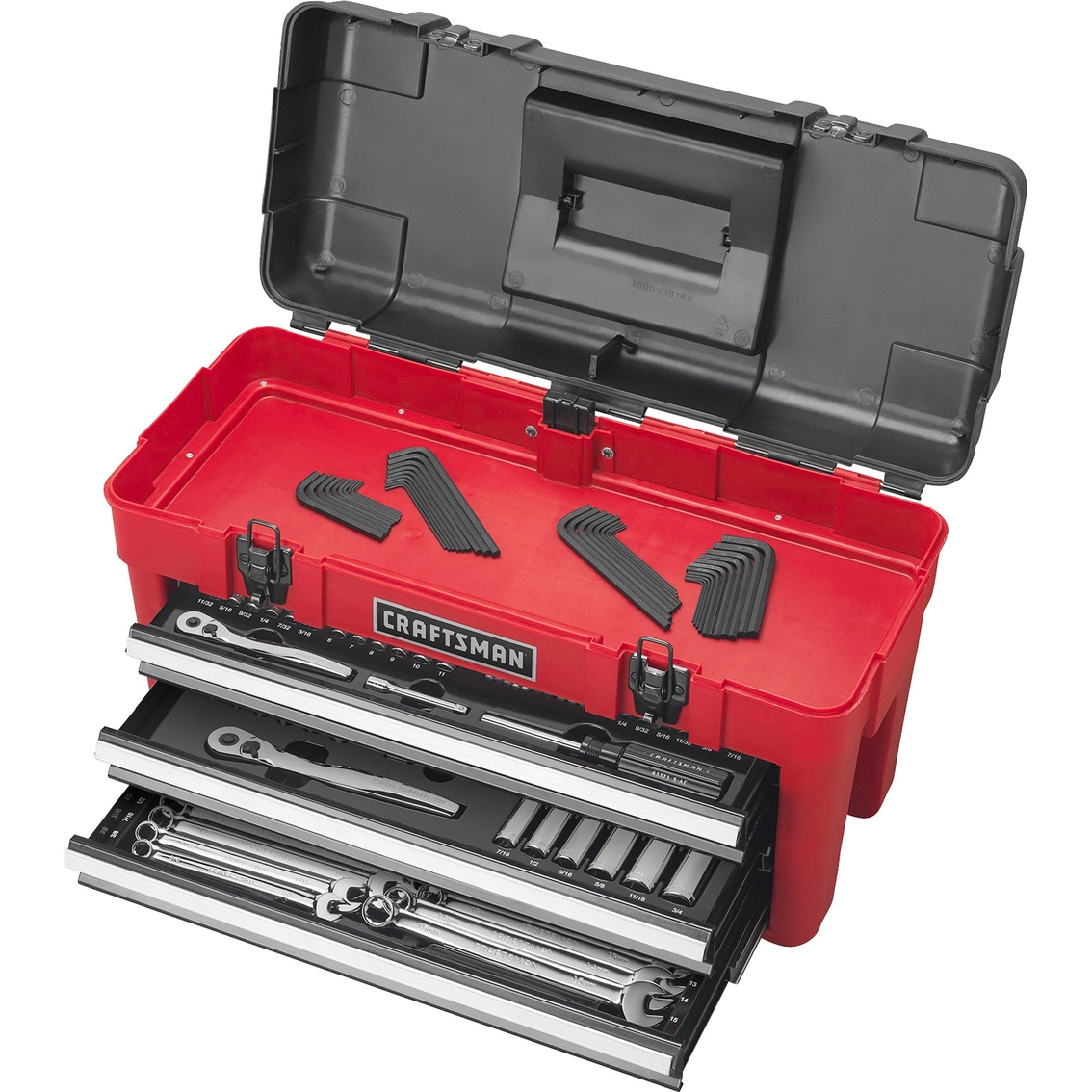 Craftsman 185 Pc  Mechanic's Tool Set | Wrenches & Socket