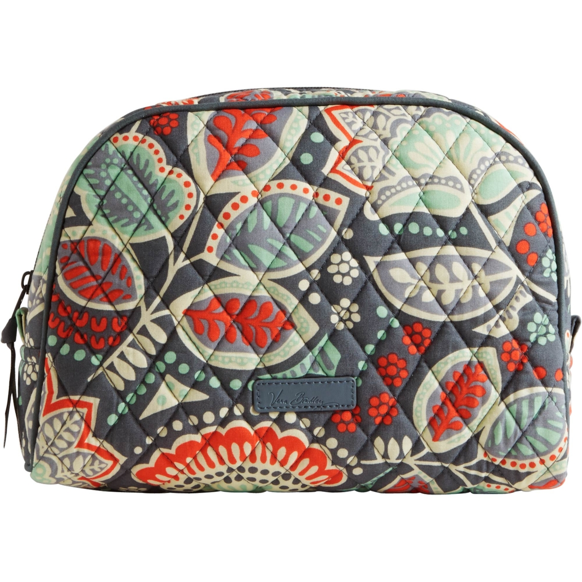 639cf4d329d Vera Bradley Large Zip Cosmetic Bag, Nomadic Floral   Shop By ...