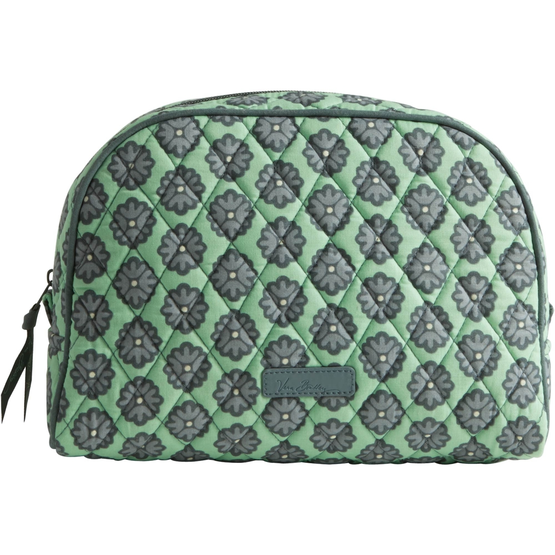 Vera Bradley Large Zip Cosmetic Bag, Nomadic Blossoms | Shop By ...