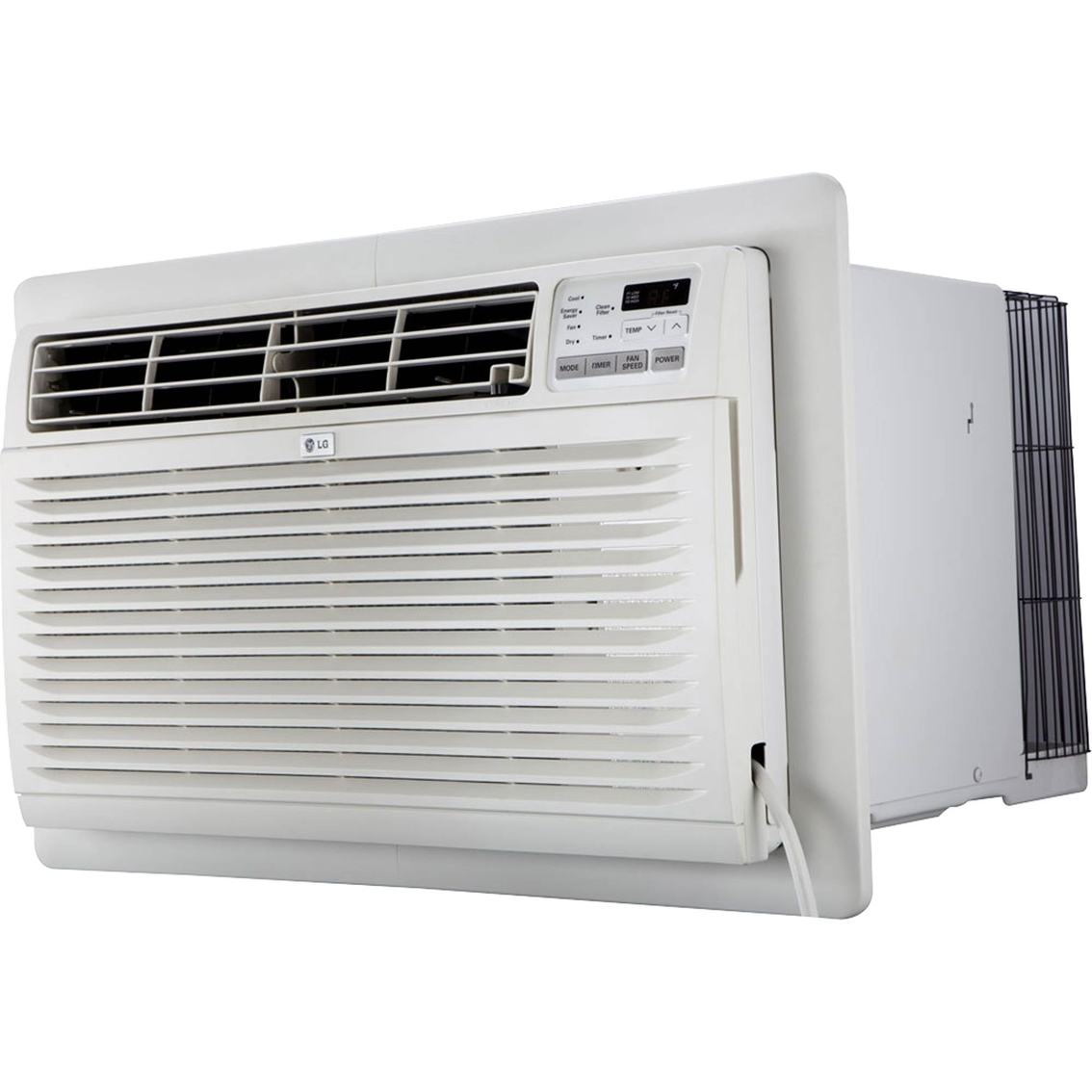 the wall Air Conditioner With Remote Control Window Air Conditioners  #6C675F
