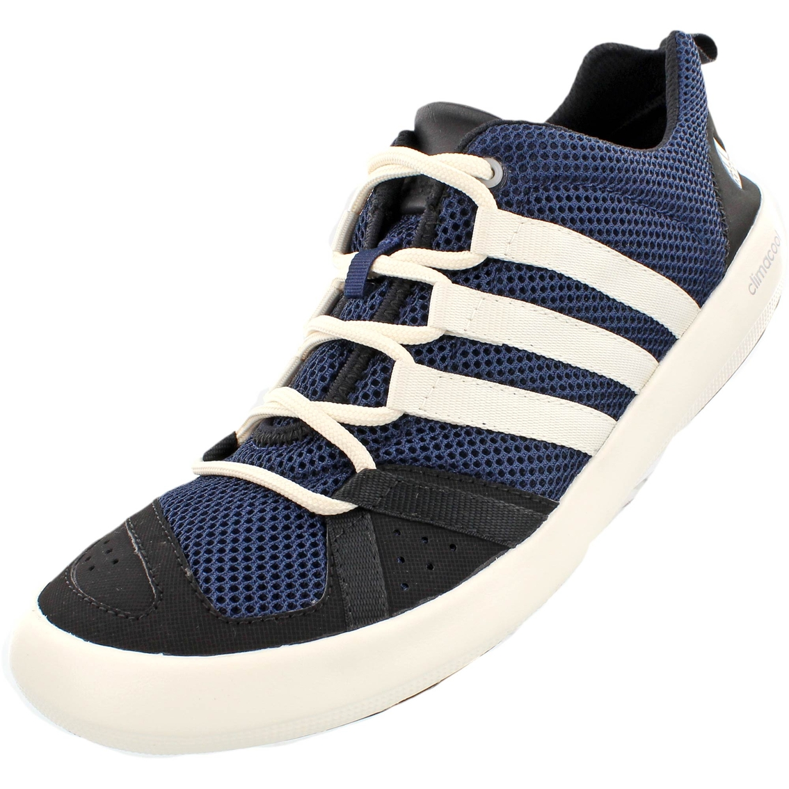 quality design c532b a660d Adidas Outdoor Mens Climacool Boat Lace Outdoor Shoes