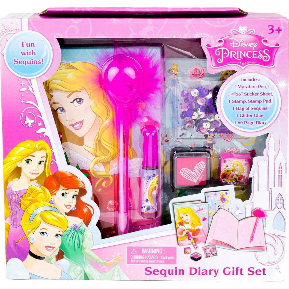 Disney Princess Diary And Stationary Gift Set   Drawing & Coloring ...