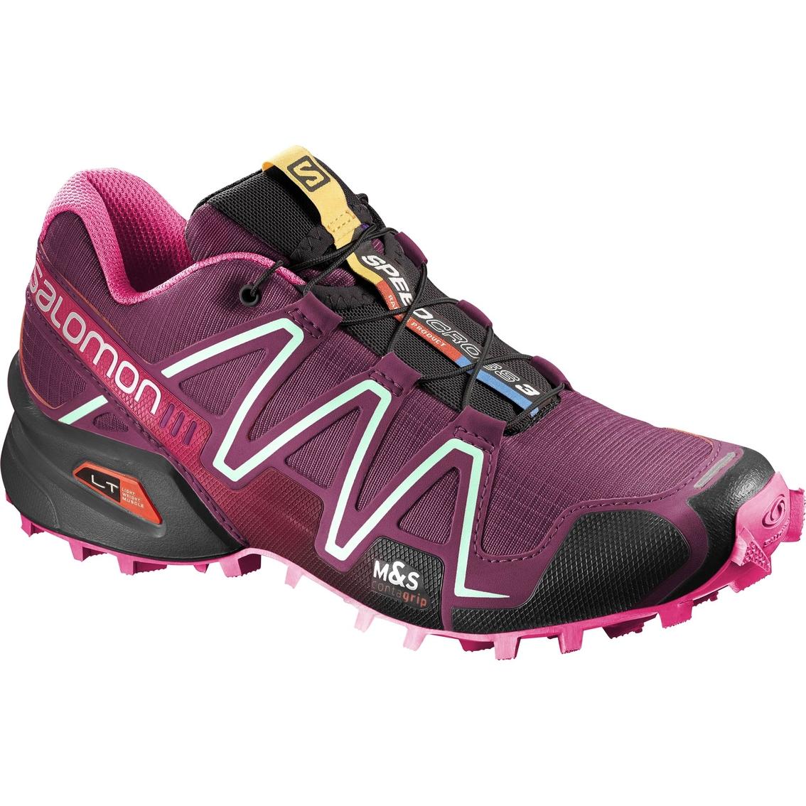 0452e14f822d Salomon Women s Speedcross 3 Trail Running Shoes