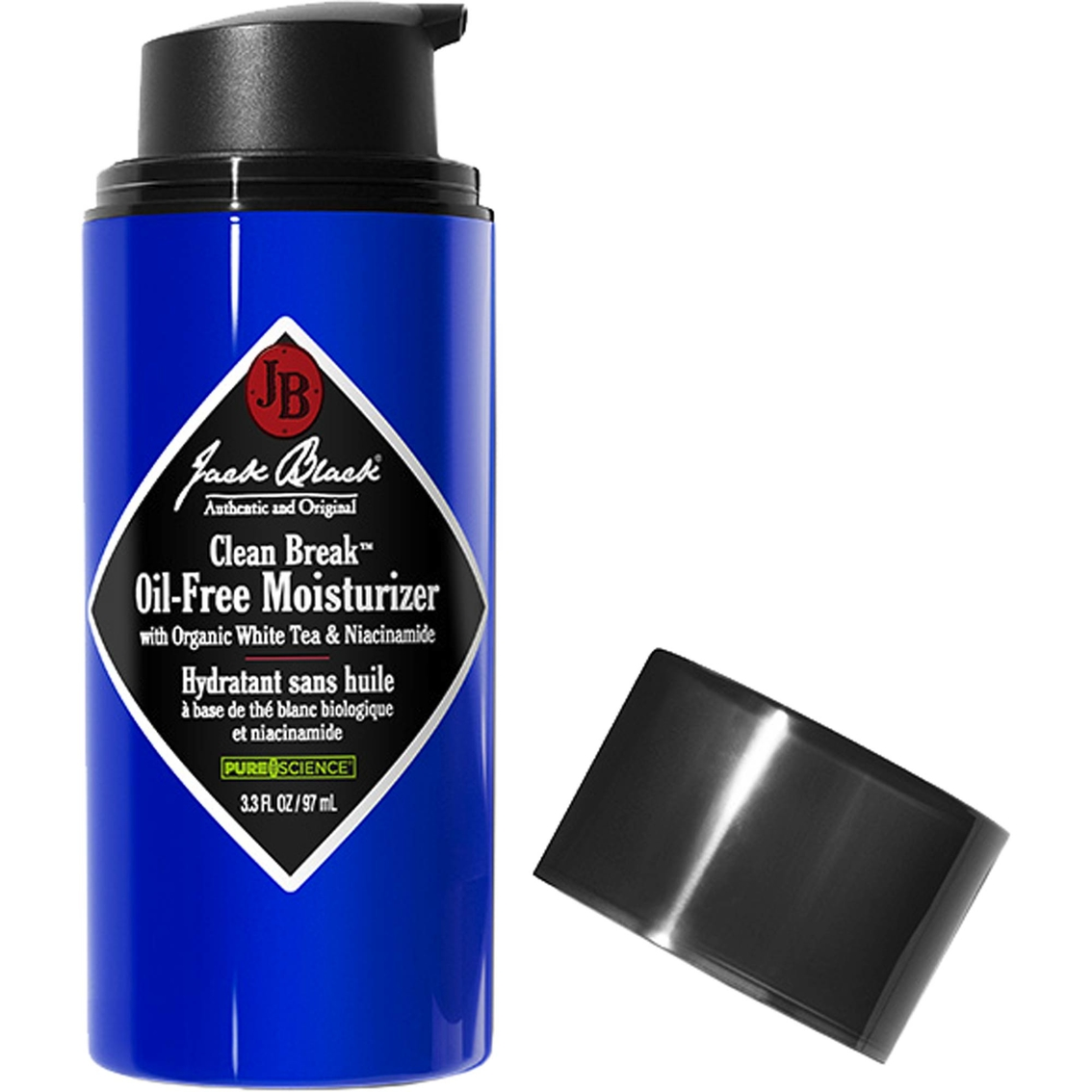 jack black clean break oil free moisturizer