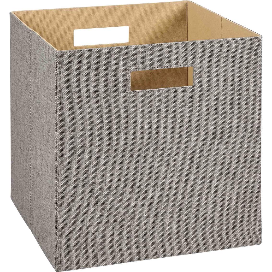 Attrayant ClosetMaid Decorative Storage Fabric Bin