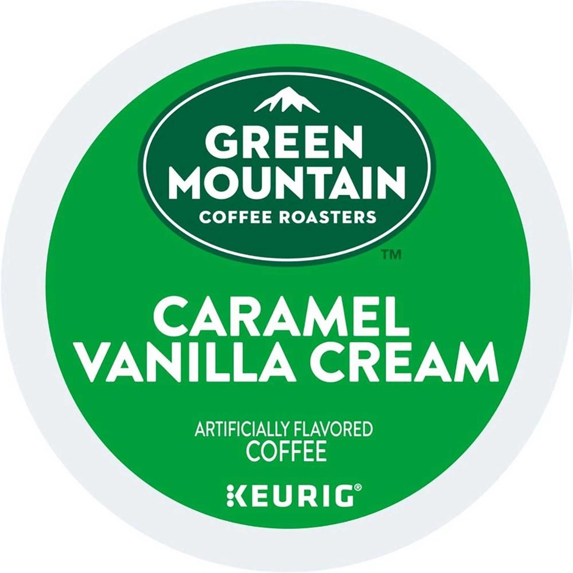 Keurig Green Mountain Coffee Caramel