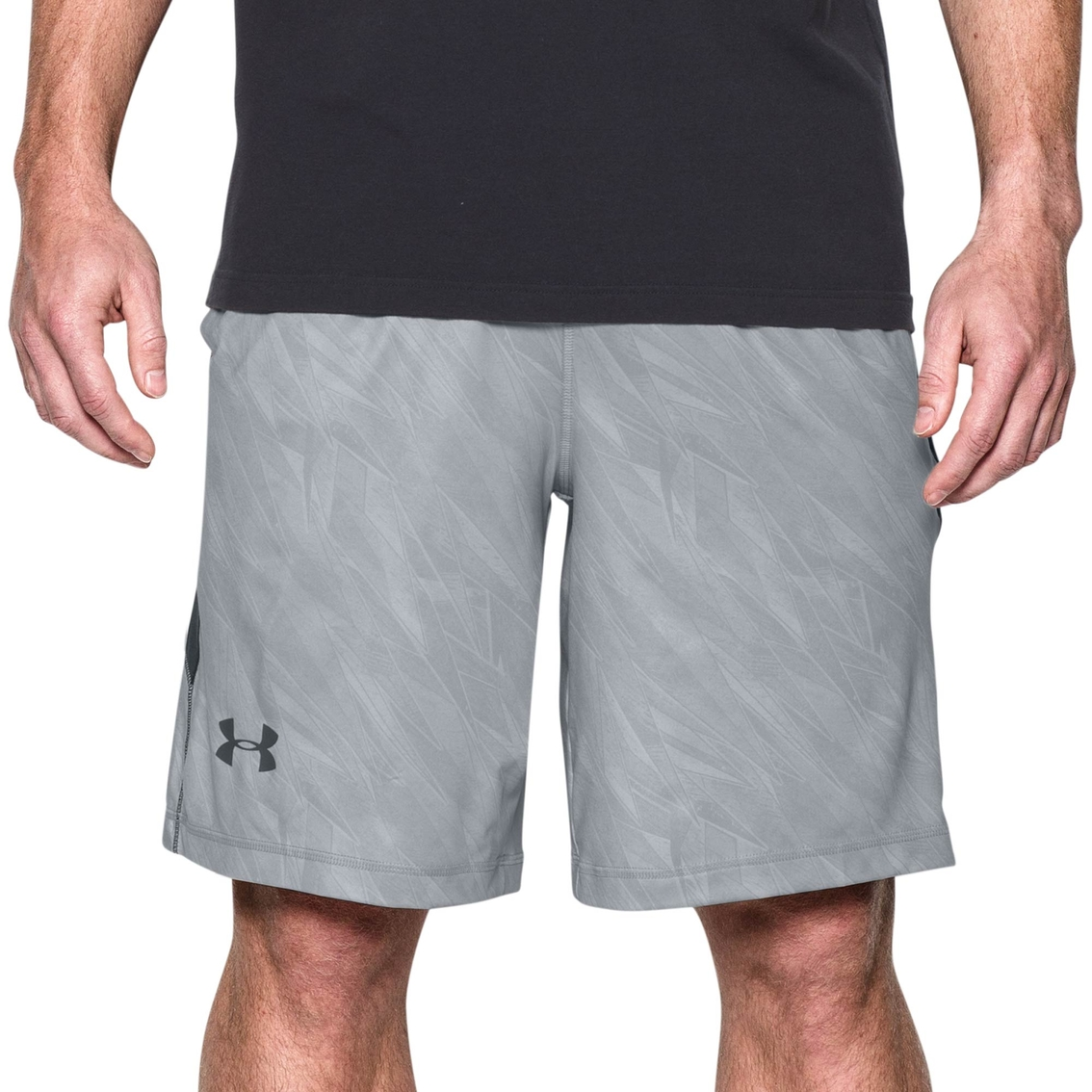 f072757765ba Under Armour Men s Ua Raid Printed 10 In. Shorts