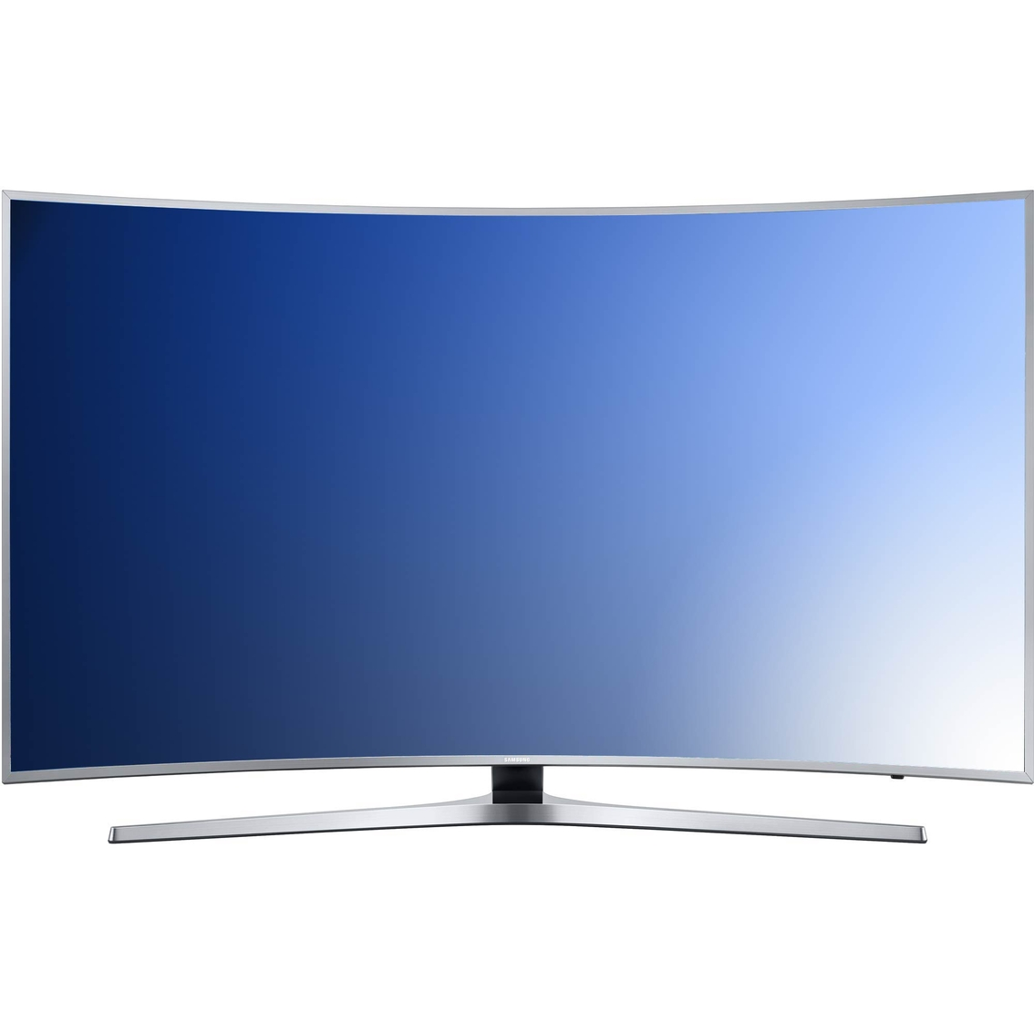 samsung 55 in curved 4k hdr motion rate 120 smart tv. Black Bedroom Furniture Sets. Home Design Ideas