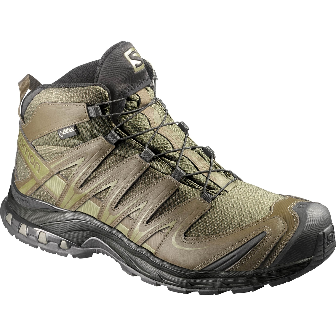 Salomon Xa Pro Mid Gtx Forces Assault Boots | Hiking & Trail