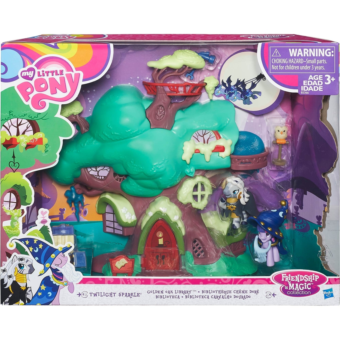 hasbro my little pony friendship is magic collection