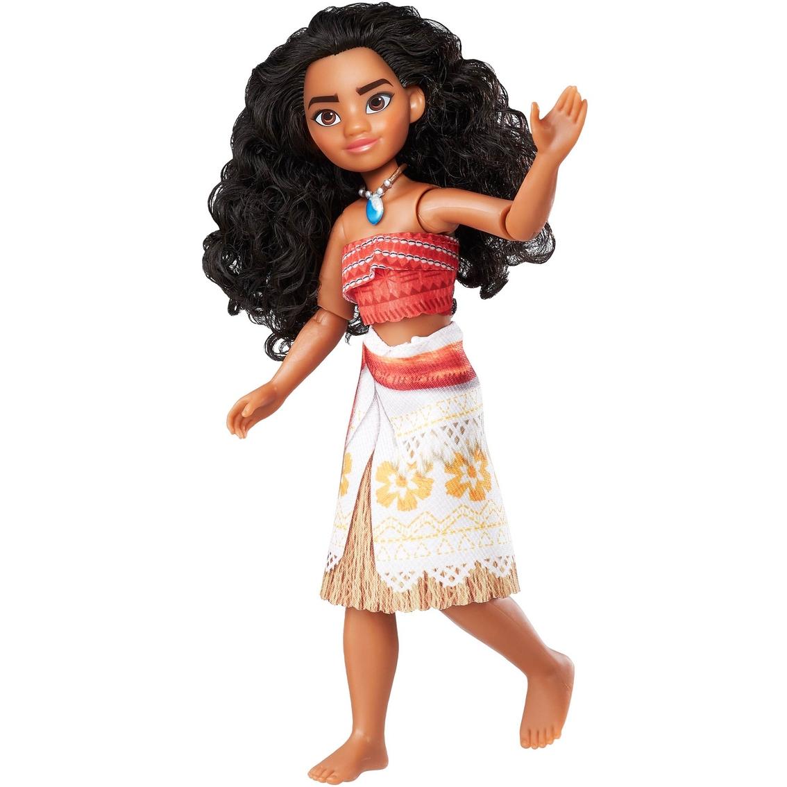 22ae77361f4 Hasbro Disney Moana Of Oceania Adventure Doll 3 Pc. Set