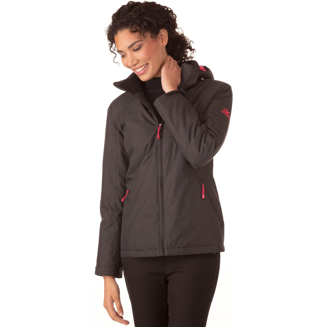 d2176d1c641f6 Zero Xposur Kelly Insulated Jacket