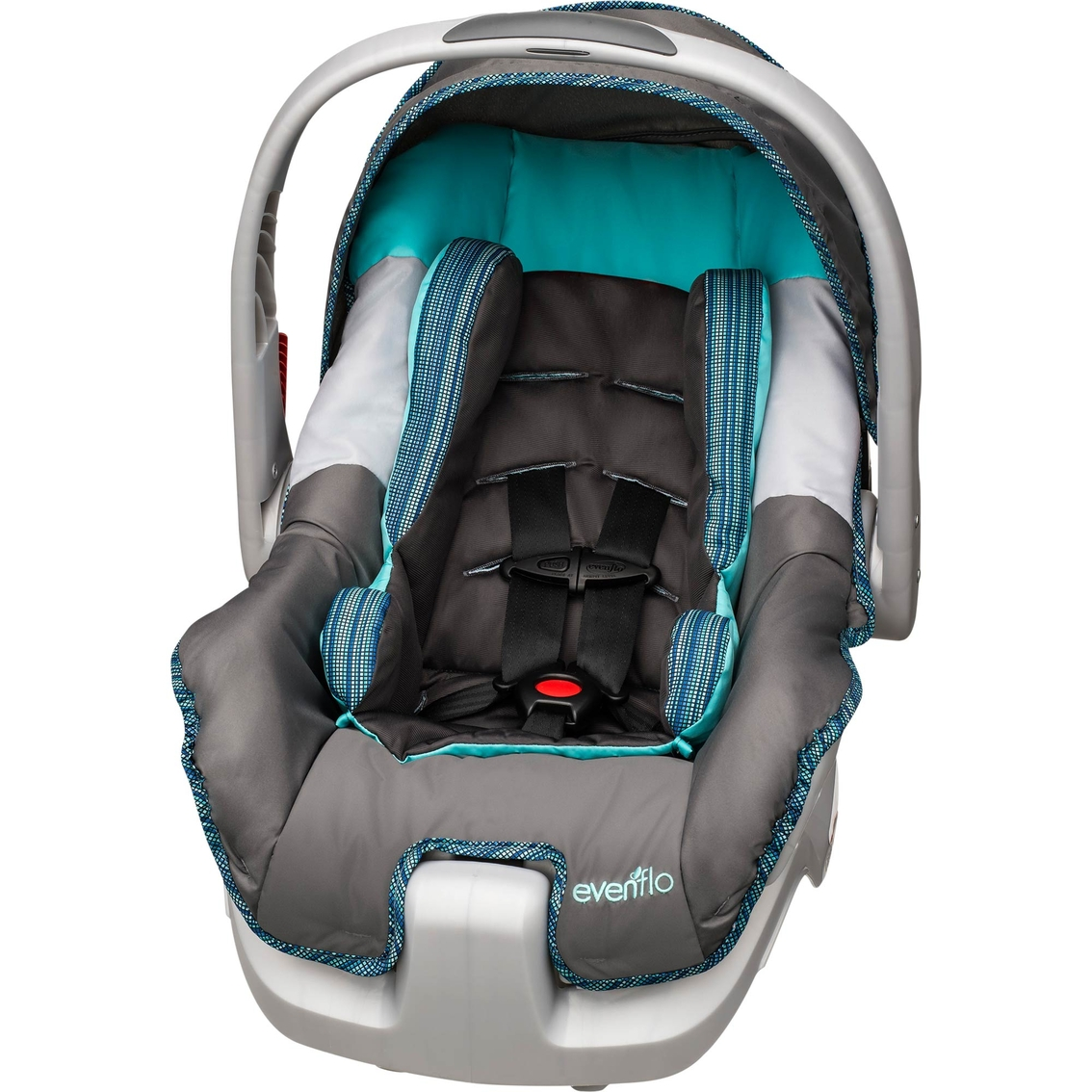 evenflo nurture deluxe infant car seat infant seats baby toys shop the exchange. Black Bedroom Furniture Sets. Home Design Ideas