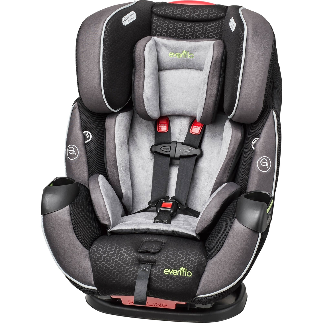 evenflo symphony dlx convertible car seat convertible seats baby toys shop the exchange. Black Bedroom Furniture Sets. Home Design Ideas