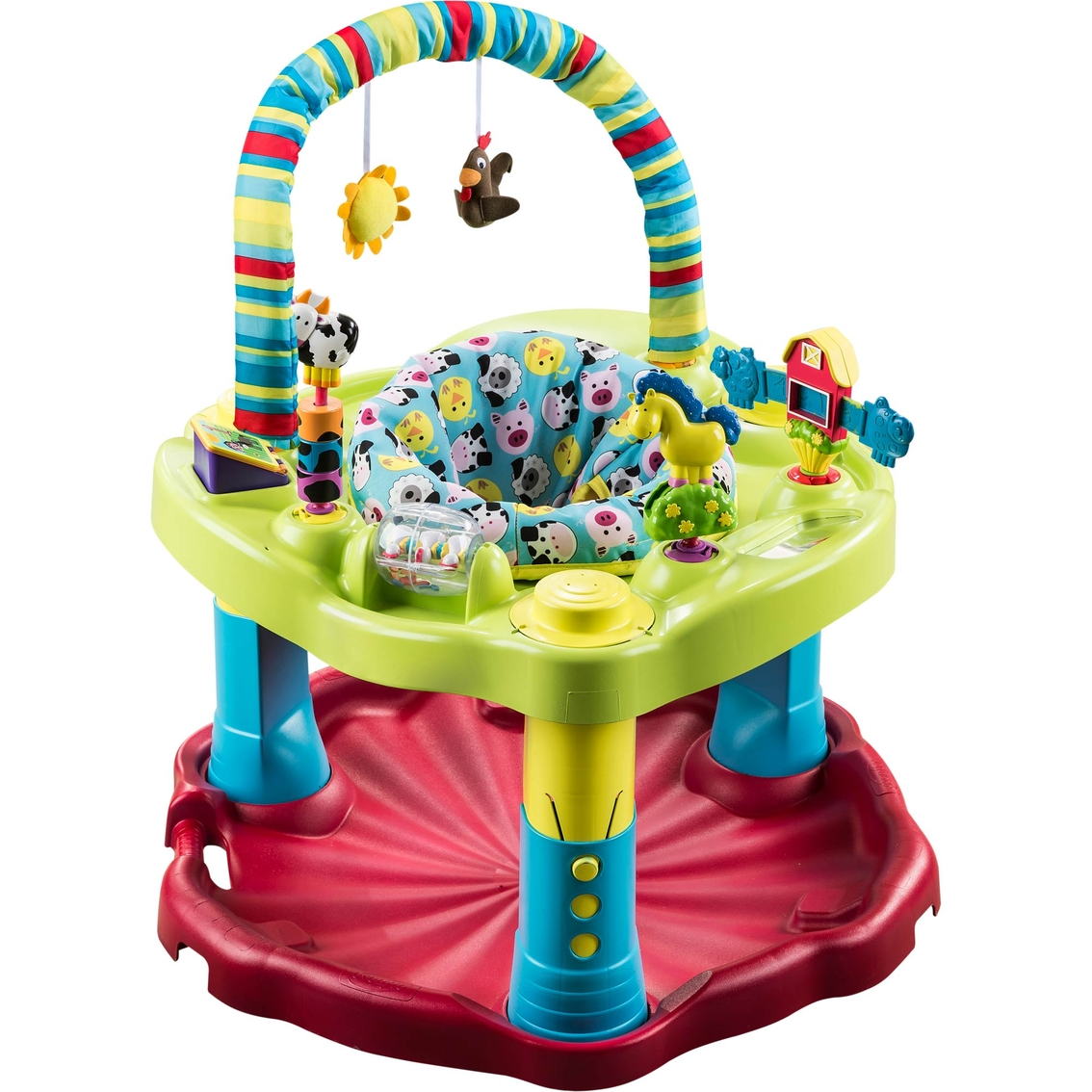 56372194e143 Evenflo Exersaucer Bounce And Learn