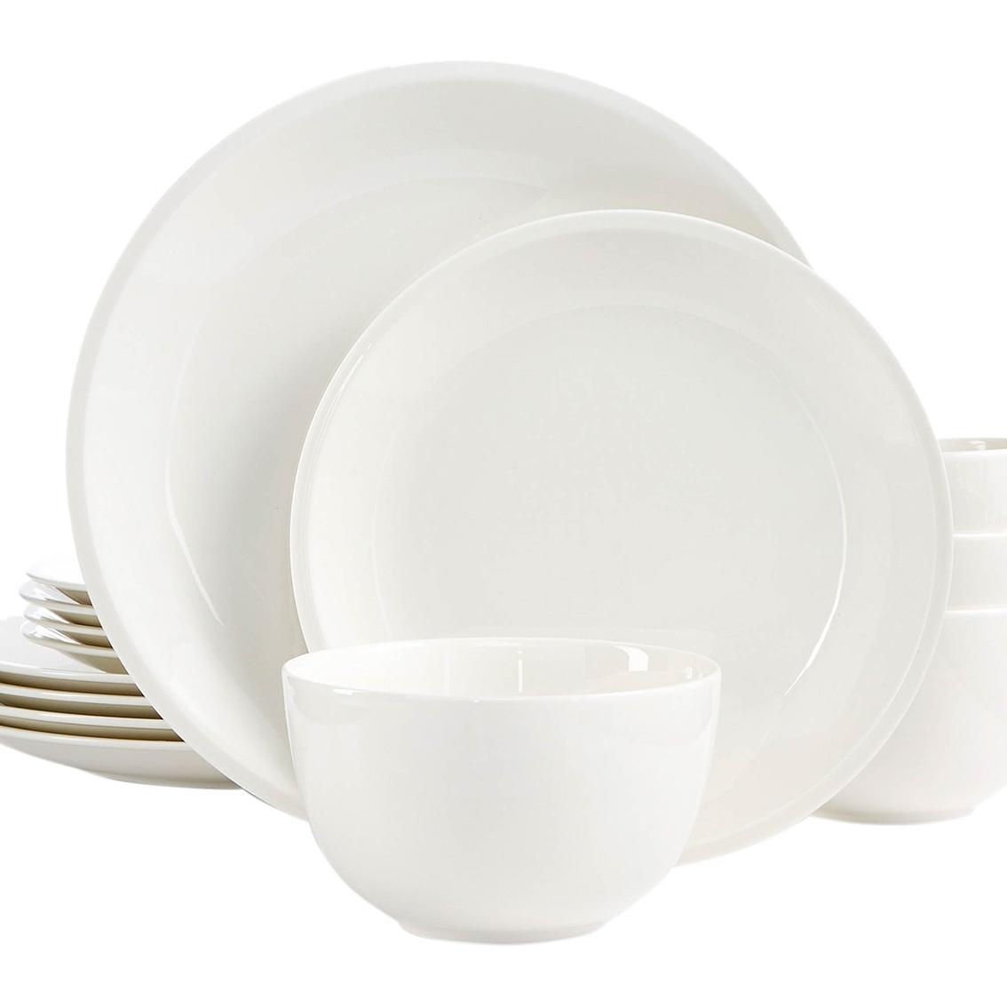 Martha Stewart Collection 12 Pc. Mercer Coupe Dinnerware Set  sc 1 st  ShopMyExchange.com & Martha Stewart Collection 12 Pc. Mercer Coupe Dinnerware Set ...