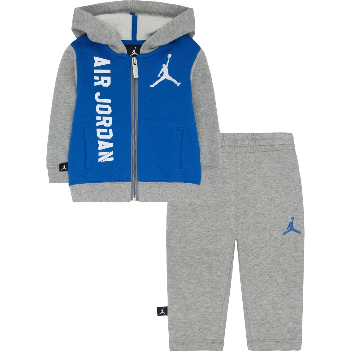 e8acfdc1fcfc Jordan Infant Boys Air Jordan Blocked Fleece 2 Pc. Set