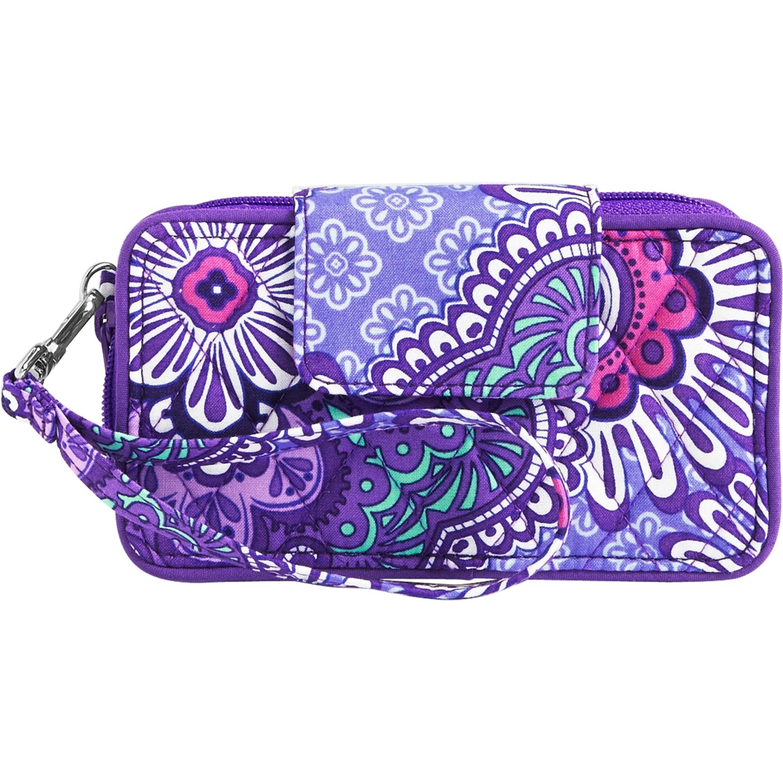 Vera Bradley Smartphone Wristlet For Iphone 6 Lilac