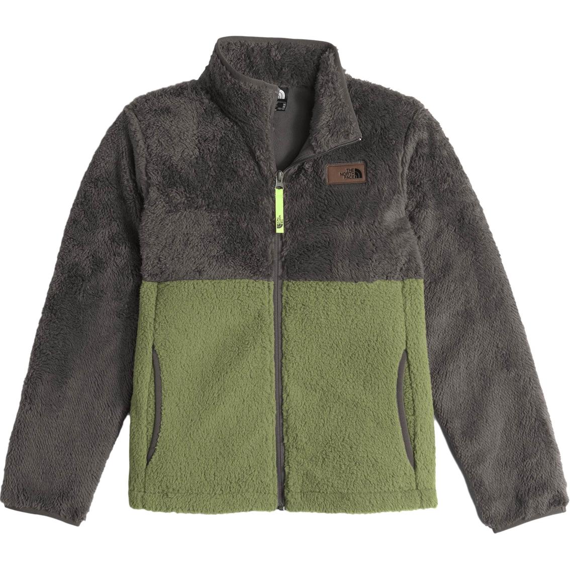 57d34159e The North Face Boys Sherparazo Fleece Jacket