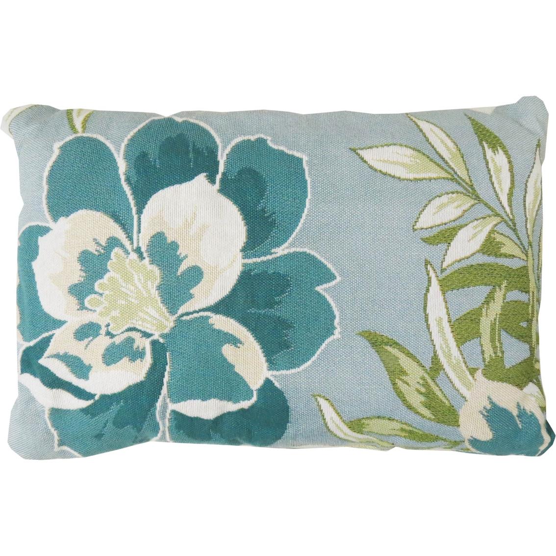 Vintage House By Park B. Smith Coastal Blossom Tapestry Decorative Pillow Decorative Pillows ...