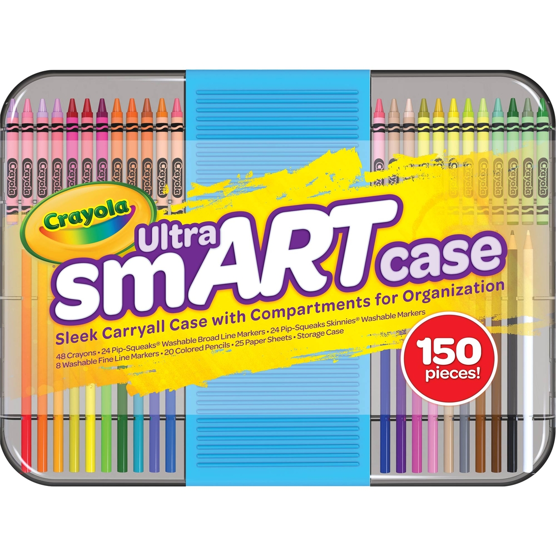 Crayola Ultra Smart Case Arts Amp Crafts More Shop The