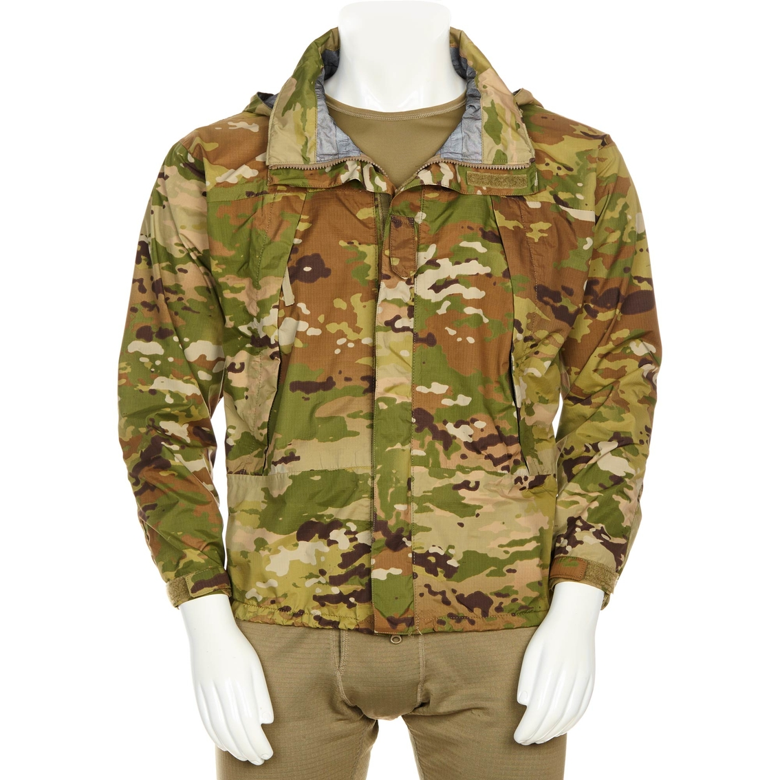 Dlats Extreme Cold/wet Weather, Gen Iii, Layer 6 Jacket (ocp