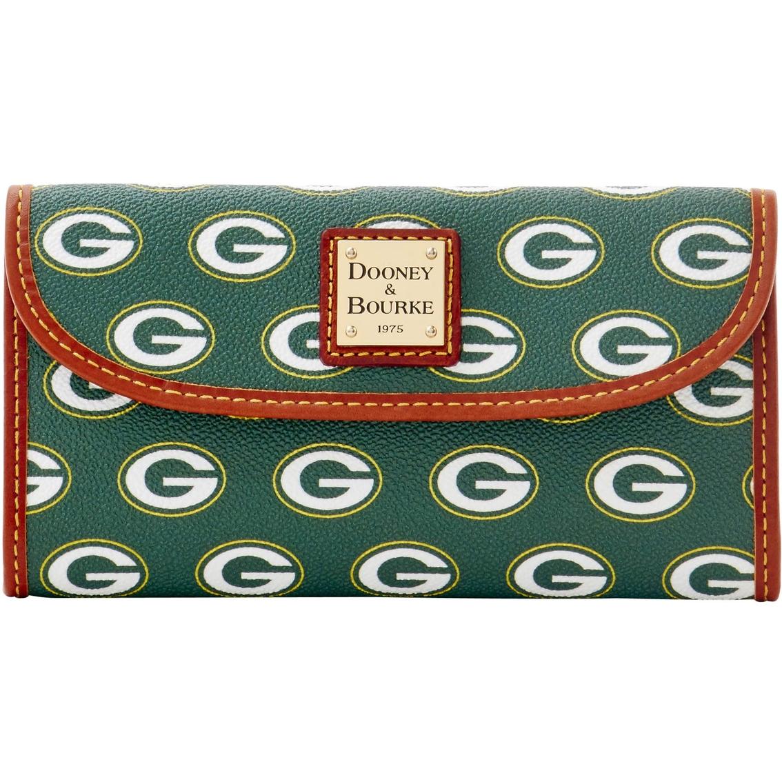Dooney & Bourke Nfl Green Bay Packers Wallet | Wallets | Gifts ...