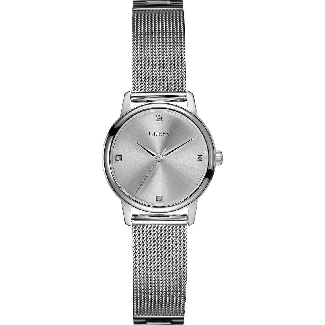 39fc249dc3bf Guess Women s Dress Diamond Watch U0532l1