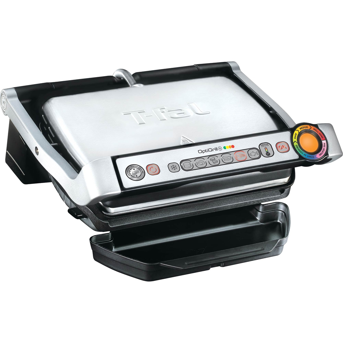 T fal opti grill plus electric indoor grill grills - T fal optigrill indoor electric grill ...