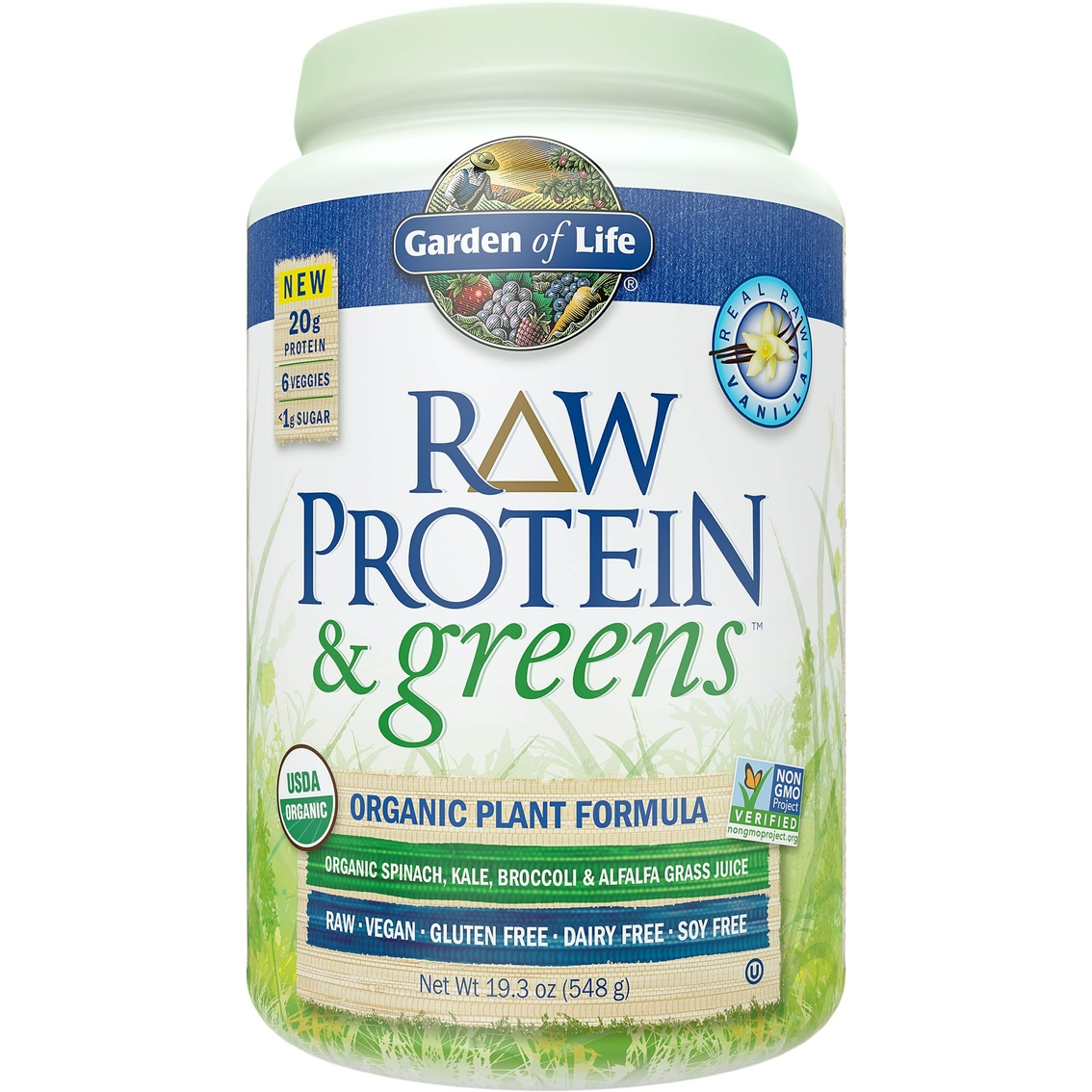 Garden Of Life Raw Protein Greens Protein Sports Outdoors Shop The Exchange