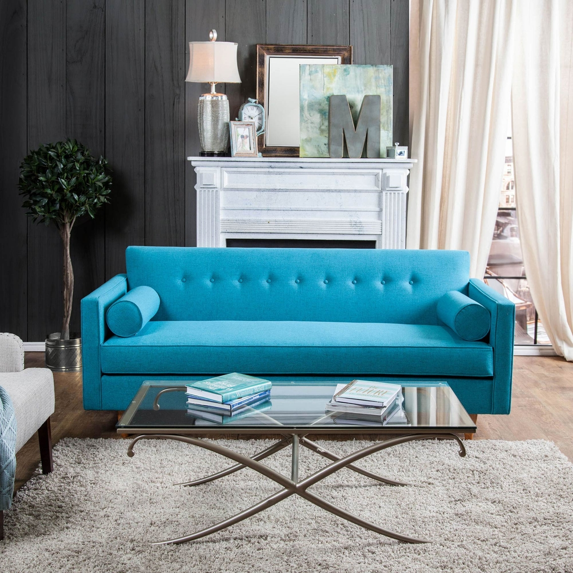 Furniture Of America Madelyn Sofa