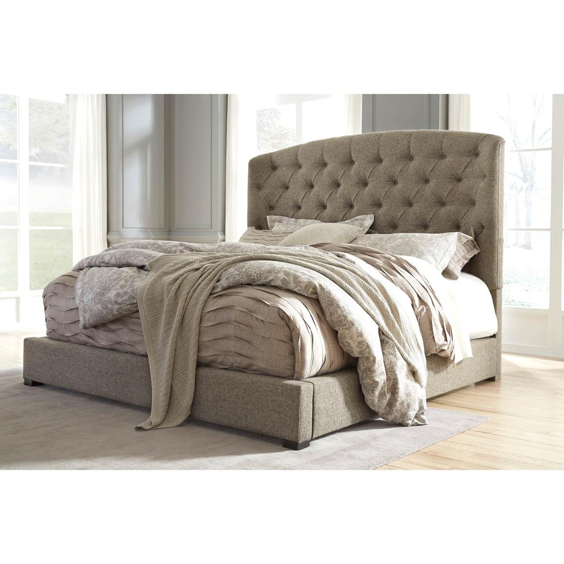 Ashley Gerlane Upholstered Bed | Beds | Home & Appliances | Shop ...