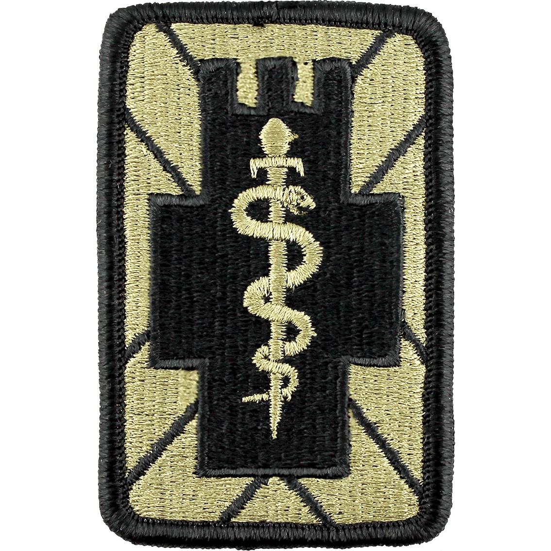 US Army 5th Medical Brigade dress uniform patch