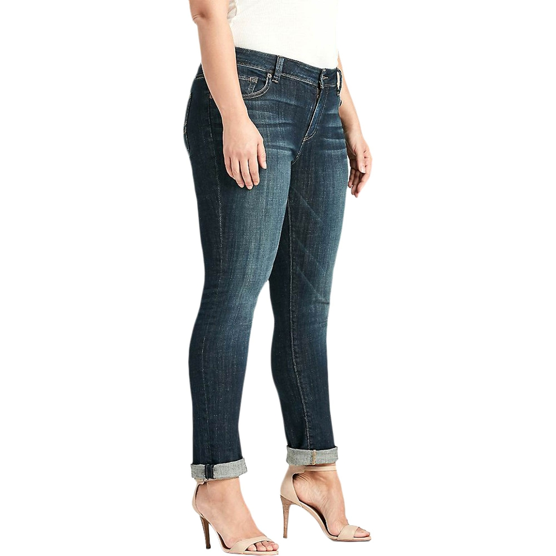 cd031909c01 Lucky Brand Plus Size Reese Boyfriend Jeans