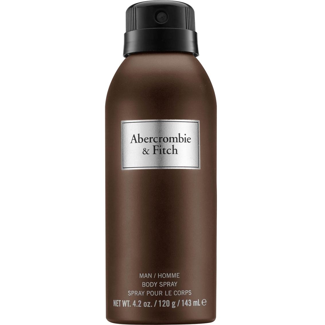 Abercrombie & Fitch First Instinct Body Spray | Men\'s Fragrances ...