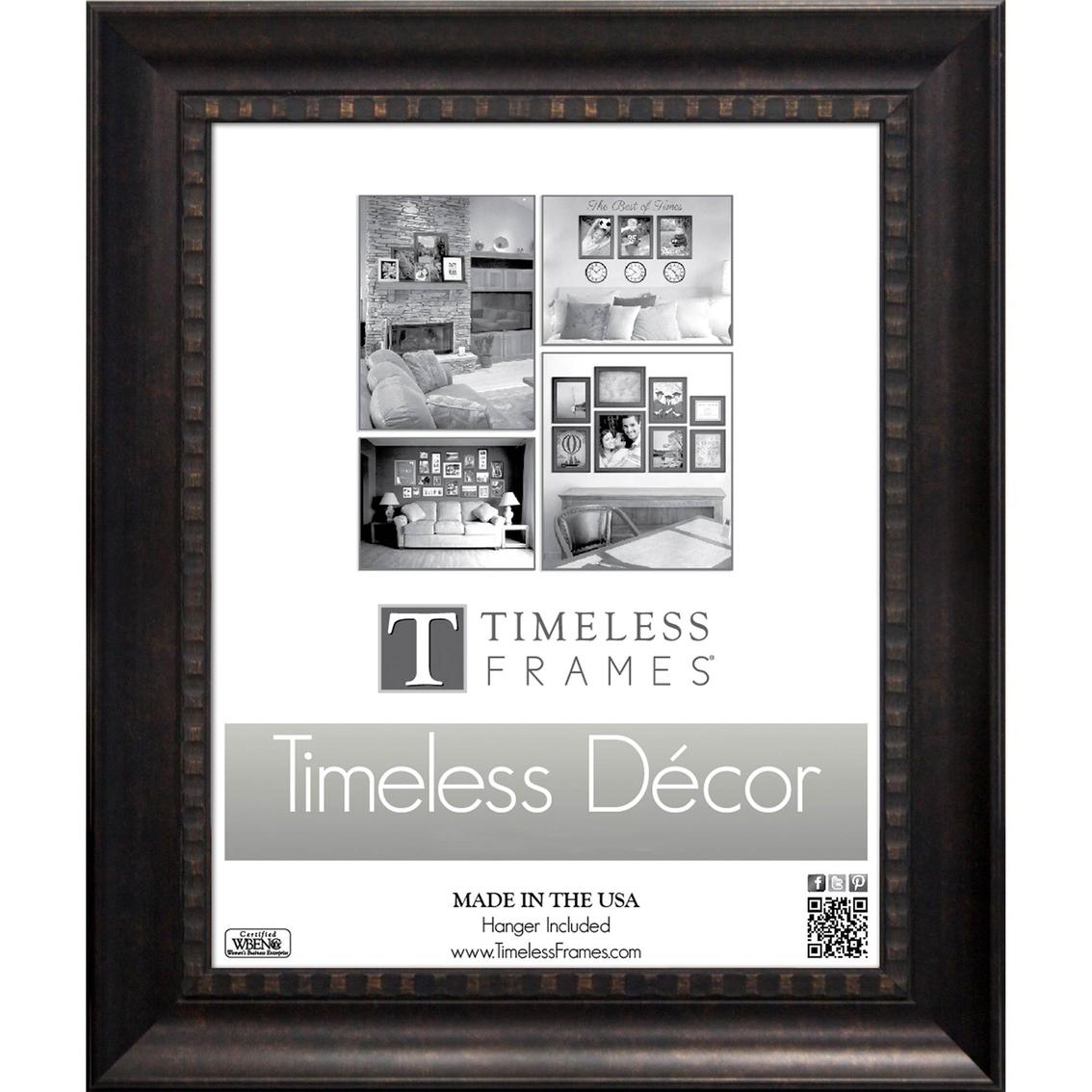 Timeless Frames Nicholas Wall Frame, Bronze | Frames | Home ...