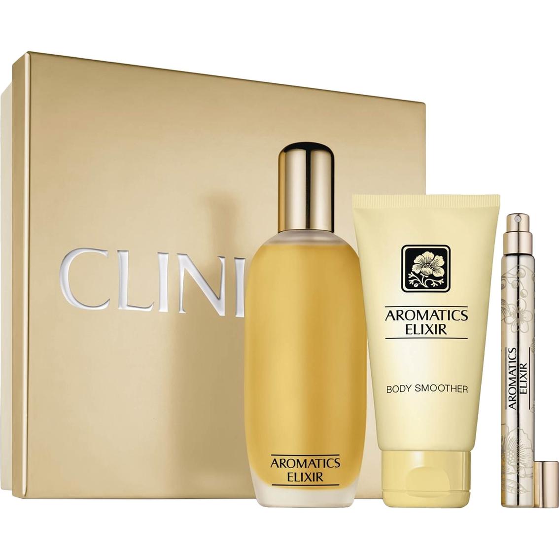 Clinique aromatics elixir essentials trio gifts sets for